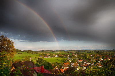 Rainbows, Kloster Andechs