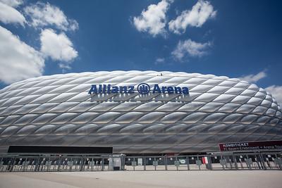 Allianz Arena, Munich Germany