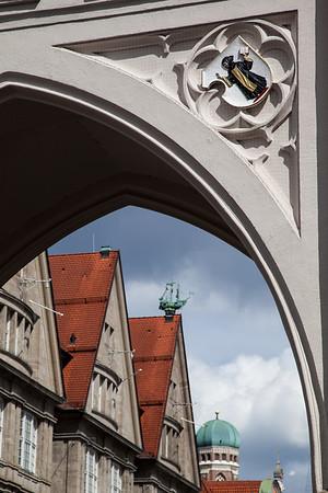 Monk, Munchen Germany