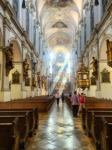 St. Peter's, Munich