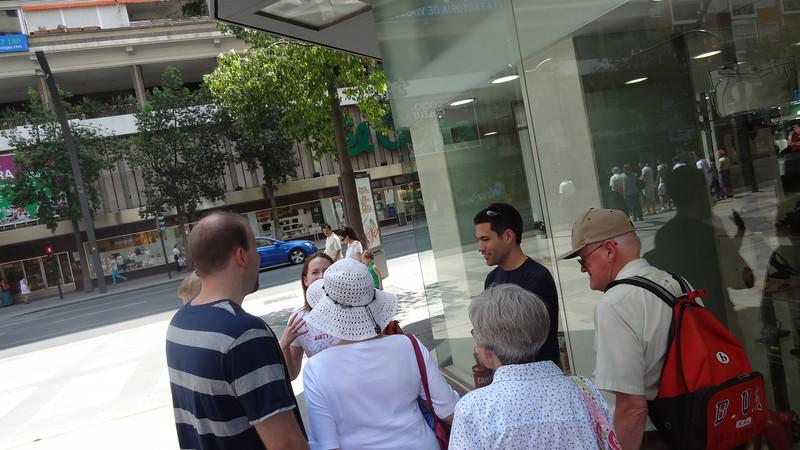 Shopping in Murcia