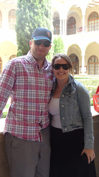 Me and X at the University of Murcia