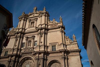 San Patricio, Lorca
