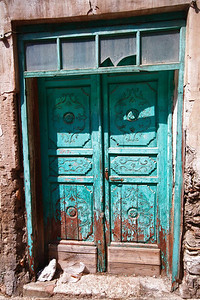 Old door, Caravaca de la Cruz
