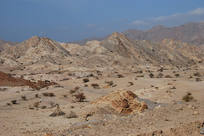 'Moonscape', Oman