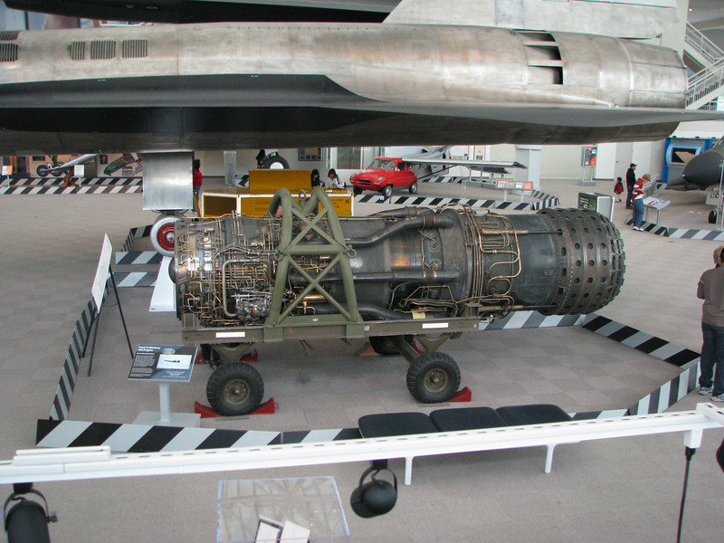SR-71 Engine