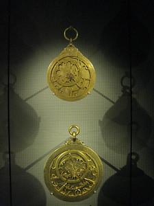 Astrolabes from Spain.