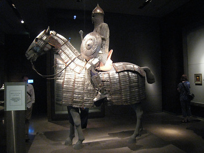Armour from Turkey, early 15th century.