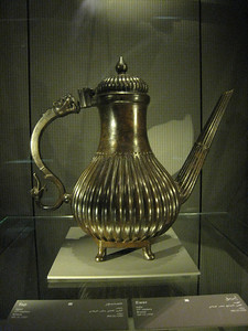 Indian ewer from the 17th century.