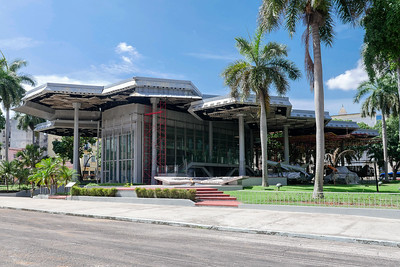 Granma Memorial,, Havana, Cuba