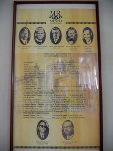 Presidential Office,  Museo de la Revolución (Museum of the Revolution), Havana, Cuba
