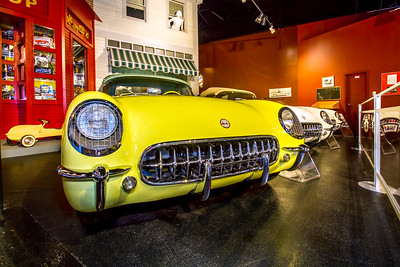 Nationall Corvette Museum-17