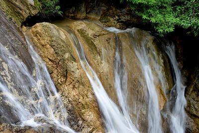 Kempty Falls. Mussoorie, Uttaranchal, India
