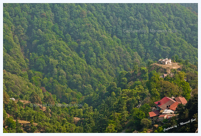 View from Landour