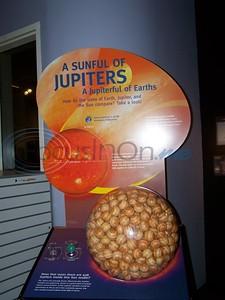 Planets exhibit