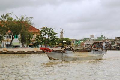 Mekong River, Muy Tho