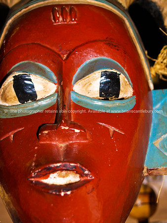 African Mask.