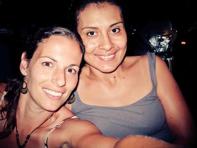 Marita, my Costa Rican hermana!