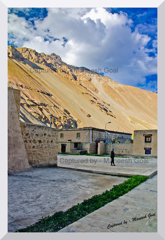 1000 year old Tabo Monastery, Spiti Valley (Himachal Pradesh)