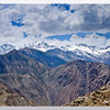 mybioscope > View of the HImalayas from Nako Lake, Spiti Valley (Himachal Pradesh)