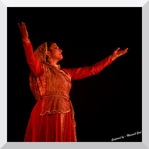 Kathak Dance performance by Parwatti Dutta & her troupe from Mahagami, Aurangabad