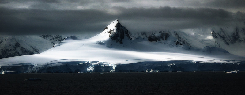 Antarctic Coastline