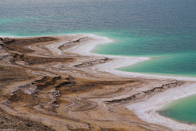 Salts of the Dead Sea..