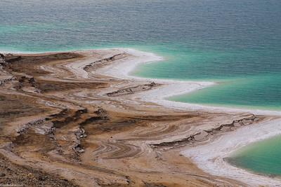 Salts of the Dead Sea..