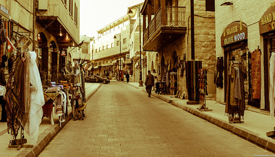 Downtown Madaba