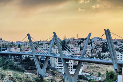 Abdoun Bridge - Amman