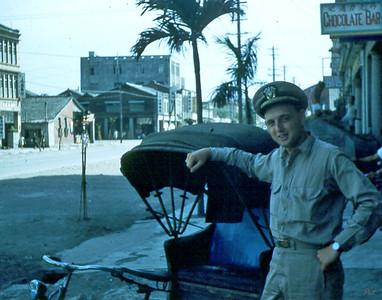 My Navy Days 1953-55