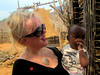 In a Zulu Village in KZN, South Africa w/ my little friend. He was in my arms or on my lap the whole time. Delicious....