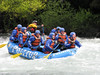 River Rafting in Pucon, Chile. <br /> <br /> Not my cutest look, but one of the biggest laughs ever. FUN! Even being chucked out of the raft & sent down the river was a blast.