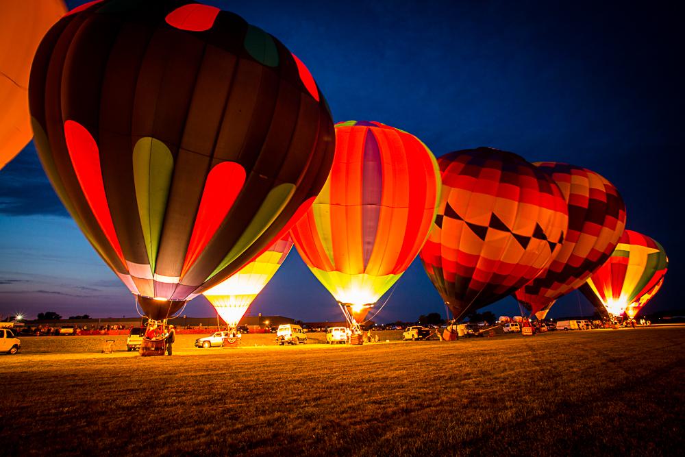Marysville Balloon Festival