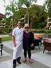 Chef at Shangri-La, Penang, Malaysia,