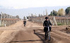 Biking the vines in Mendoza, Argentina.