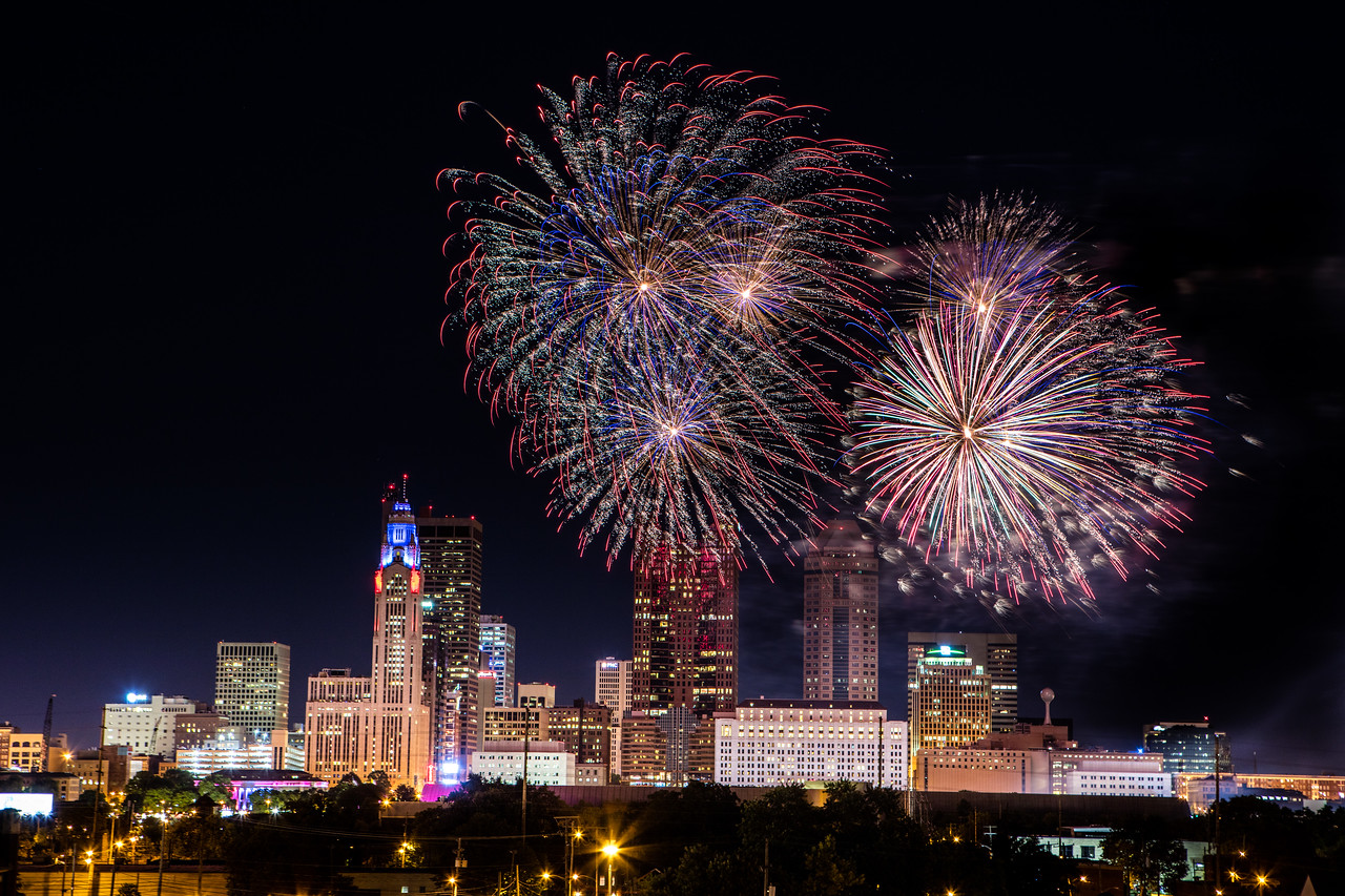 Red white and boom 2016