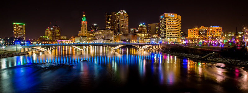 CBUS Holiday lights
