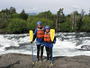 All Dorked Up & Ready to Roll-River Rafting in Pucon, Chile