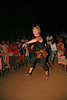 Getting my African dance on in a village in Zambia.