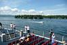 Aboard the M/S Mount Washington on Lake Winnipesaukee, NH