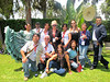 Our fab group in Lima, Peru.