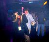 Kicking it in Lima night club in Peru.