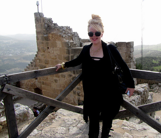 First day in Amman, Jordan.