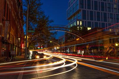 Car Trails high street