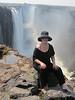 The iconic Victoria Falls in Livingstone, Zambia.