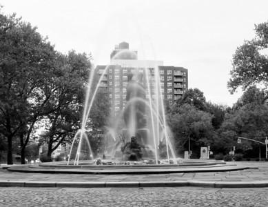 Grand Army Plaza, Brooklyn.