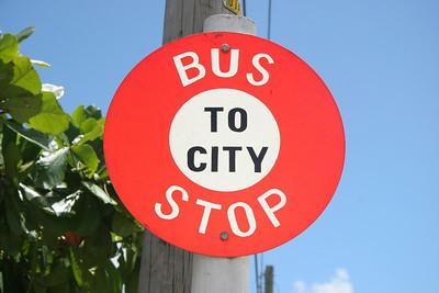 Bajan Bus Stop