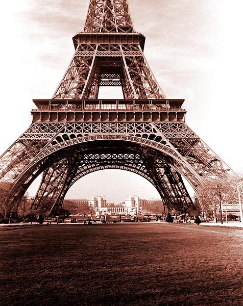 Traditional Eiffel
