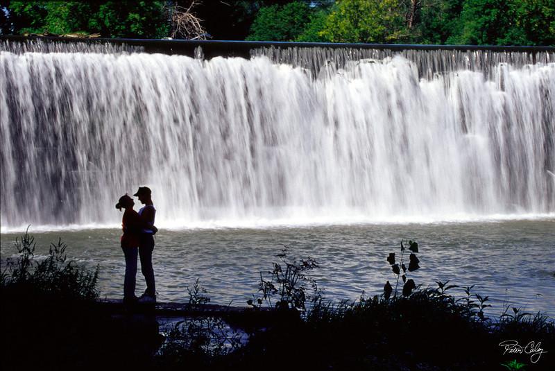 Lovers Waterfall